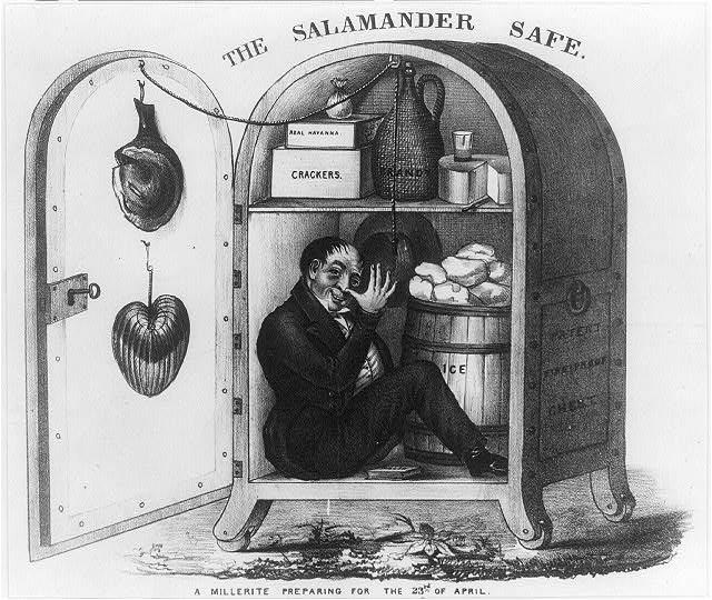 salamander safe