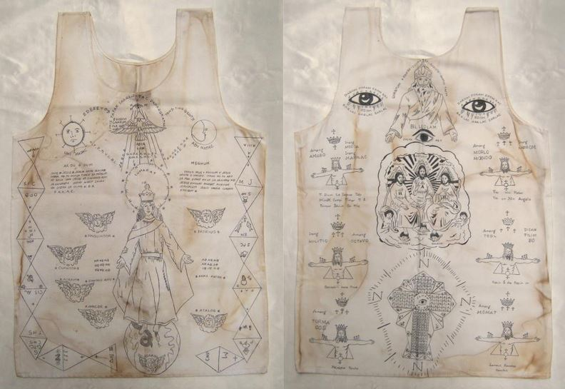 eBay - Philippines Anting-Anting Ritualistic Vest for Protection
