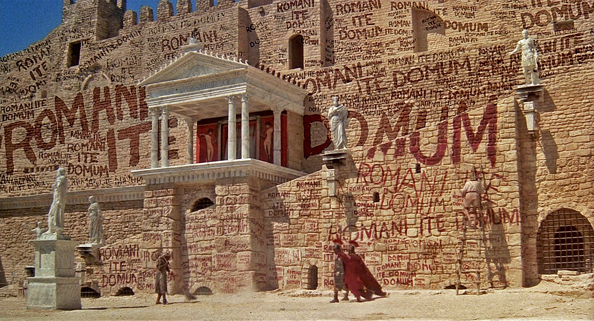 romani ite domum2
