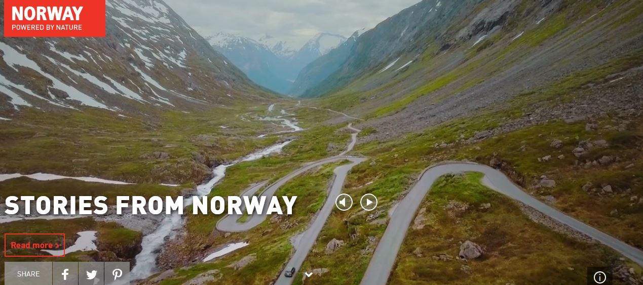 Norway - powered by nature