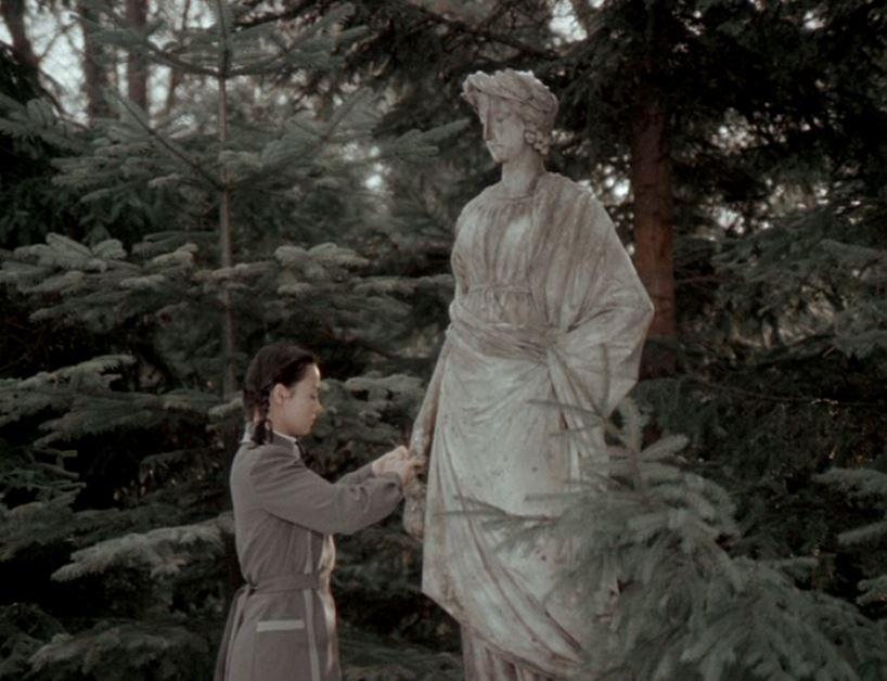Abigél szobor film