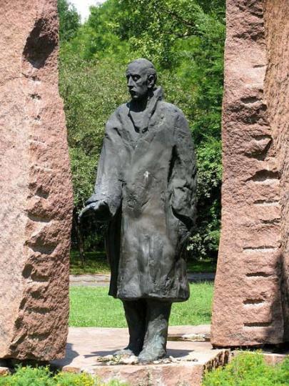 wallenberg szobor